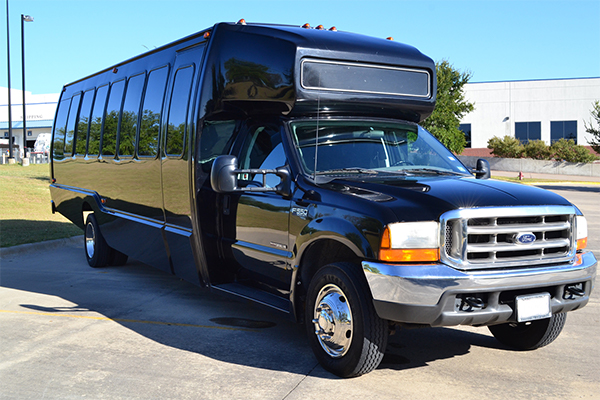 18 Passenger party bus Newark
