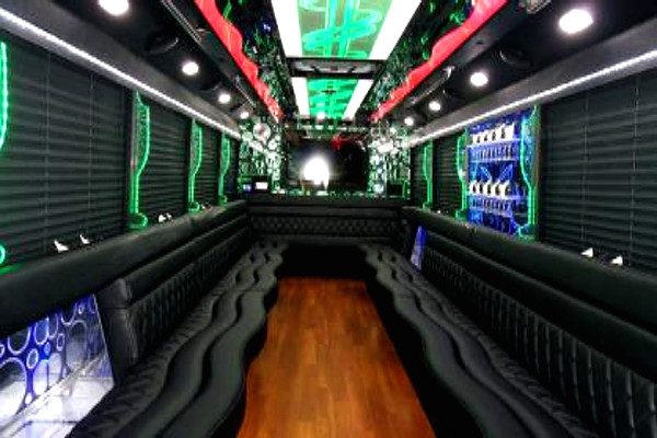 22 passenger party bus 1 Newark