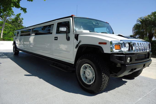 Hummer Newark limo rental