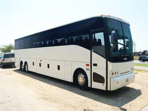 Newark 56 Passenger Charter Bus